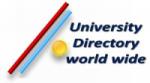 University Directory worldwide
